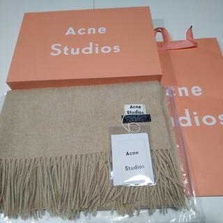 アクネ(ACNE)のacne studios アクネ ストール 大判 ショール マフラー(旧タグ )(マフラー/ショール)