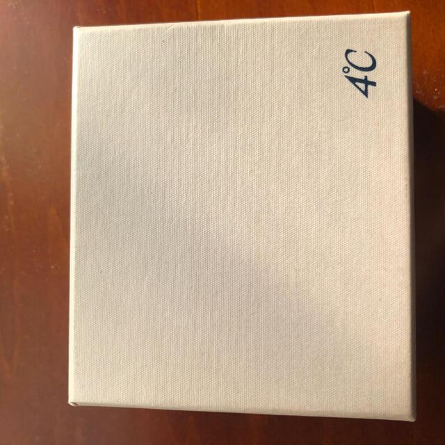 4℃(ヨンドシー)の4°Cブレスレット レディースのアクセサリー(ブレスレット/バングル)の商品写真