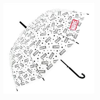 マーベル(MARVEL)のMARVEL ビニール傘 乳白色 マーベル(傘)
