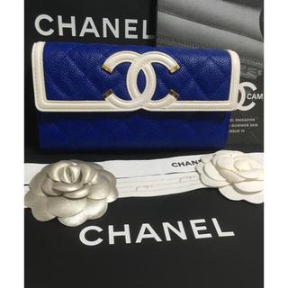 シャネル(CHANEL)のふうたま様専用 ♡超美品♡シャネル フィリグリー 長財布 正規品  入手困難(財布)