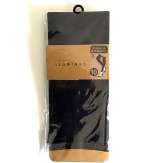 チュチュアンナ(tutuanna)のレギンス チュチュアンナ 10分丈 ブラック 黒(レギンス/スパッツ)