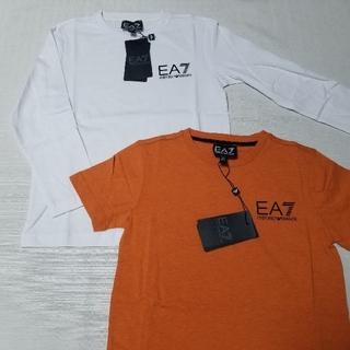 エンポリオアルマーニ(Emporio Armani)のエンポリオ・アルマーニEA7 長袖 半袖Tシャツ6(Tシャツ/カットソー)