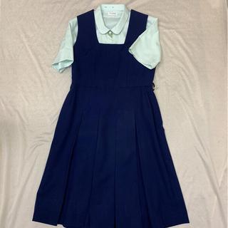 制服 ブラウス半袖×Jスカート Mサイズ セット品(衣装一式)