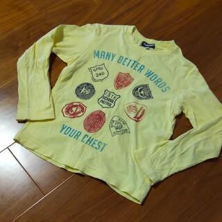 タケオキクチ(TAKEO KIKUCHI)のTKRAPKID キッズ 長袖Tシャツ 120(Tシャツ/カットソー)
