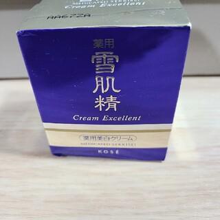 セッキセイ(雪肌精)の薬用雪肌精 クリームエクセレント50g(フェイスクリーム)