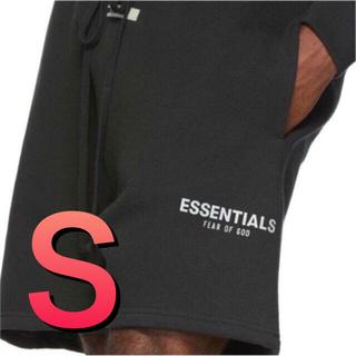 フィアオブゴッド(FEAR OF GOD)のFOG Essentials エッセンシャルズリフレクティブハーフパンツサイズS(ショートパンツ)