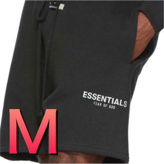 フィアオブゴッド(FEAR OF GOD)のFOG Essentials エッセンシャルズリフレクティブハーフパンツサイズM(ショートパンツ)