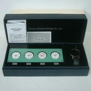 セイコー(SEIKO)の小田急電鉄 運転席計器 腕時計(その他)