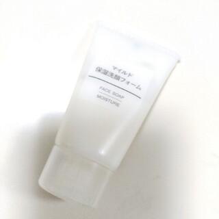 ムジルシリョウヒン(MUJI (無印良品))の無印 洗顔フォーム(洗顔料)