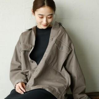 niko and... - 【新品未使用】ミリタリージャケット Lサイズ
