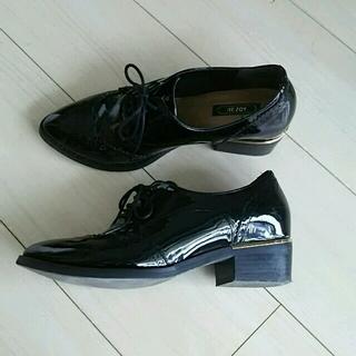 リゾイ(REZOY)のウィンドウチップレースアップシューズ(ローファー/革靴)