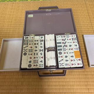 ニンテンドウ(任天堂)の麻雀セット Nintendo(麻雀)