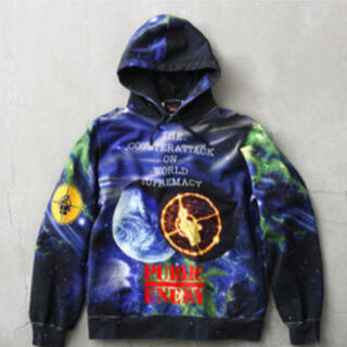 シュプリーム(Supreme)のsupreme✖️UNDERCOVER✖️publicenemy  hoodie(パーカー)