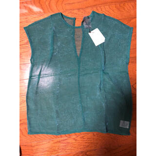 グレイル(GRL)のシースルートップス(シャツ/ブラウス(半袖/袖なし))