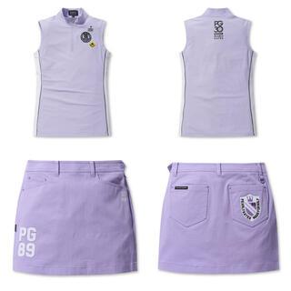 パーリーゲイツ(PEARLY GATES)のPearly Gates golf パーリーゲイツ ゴルフ 韓国 スカート(ウエア)