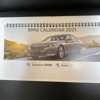 BMW - BMW 卓上カレンダー2021 Hanshin BMW