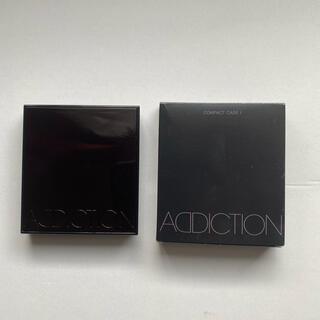 アディクション(ADDICTION)の【a★k様専用】ADDICTION アイシャドーケース(ケースのみ・新品)(ボトル・ケース・携帯小物)