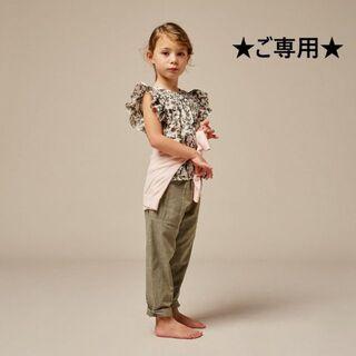 ボンポワン(Bonpoint)の★えりママ様 ご専用★Bonpoint ブラウス&スカートセット 6a(スカート)