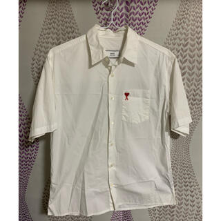 アクネ(ACNE)のami alexandre mattiussi ロゴ半袖シャツ(シャツ)
