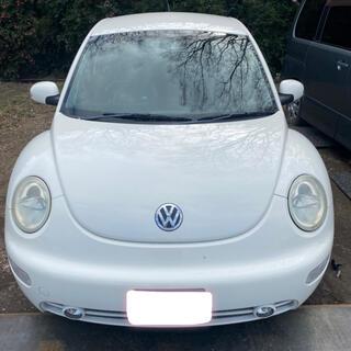 フォルクスワーゲン(Volkswagen)のかわいいビートル♪ 車検有り乗って帰れる♪(車体)