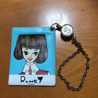 ルネ(René)の【美品】ルネ定期入れ(パスケース/IDカードホルダー)