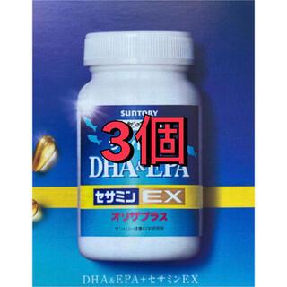 サントリー(サントリー)のサントリー セサミンEX  DHA&EPA 120粒(その他)