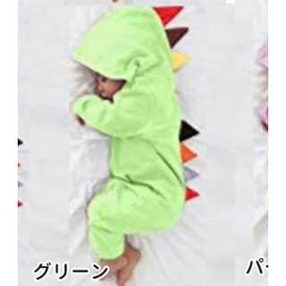 ロンパース 子供服 80(ロンパース)