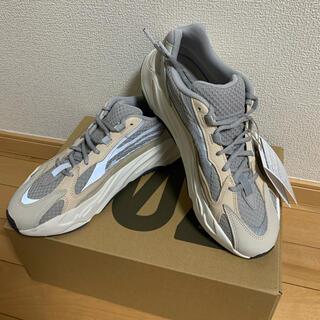アディダス(adidas)のYEEZY BOOST 700 V2 29cm Cream(スニーカー)