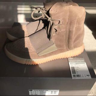 アディダス(adidas)の国内正規品yeezy boost 750 chocolate TAKUYA∞着用(スニーカー)