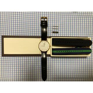 ダニエルウェリントン(Daniel Wellington)のDaniel Wellington 腕時計 40mm ローズゴールド(腕時計(アナログ))