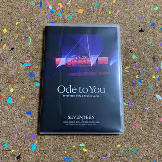 セブンティーン(SEVENTEEN)のSEVENTEEN Ode to you DVD (アイドルグッズ)