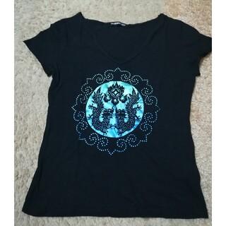 ヴィヴィアンタム(VIVIENNE TAM)のVIVIENNE TAM ドラゴン柄半袖Tシャツ(Tシャツ(半袖/袖なし))