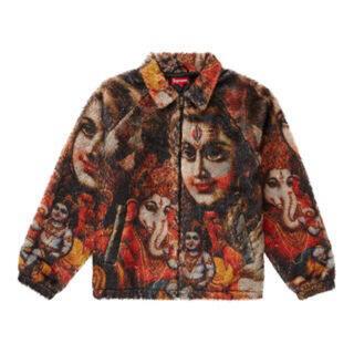 シュプリーム(Supreme)のsupreme ganesh faux fur jacket(ブルゾン)