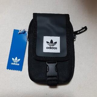 アディダス(adidas)の【未使用】adidasショルダーポーチ ブラック系(その他)