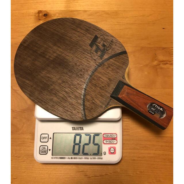 Yasaka(ヤサカ)のCRオフェンシブ 中国式ペン(廃盤・YASAKA販売) スポーツ/アウトドアのスポーツ/アウトドア その他(卓球)の商品写真