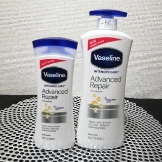 ヴァセリン(Vaseline)のヴァセリン アドバンスドリペア ボディローション 2本セット(ボディローション/ミルク)