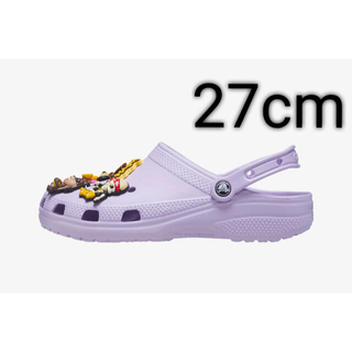 クロックス(crocs)の27cm Crocs x Justin Bieber(サンダル)