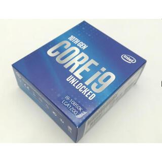 インテレクション(INTELECTION)のIntel Core i9-10850K BOX(PCパーツ)