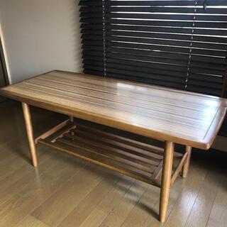 カリモクカグ(カリモク家具)のカリモク ビンテージ カフェテーブル(コーヒーテーブル/サイドテーブル)
