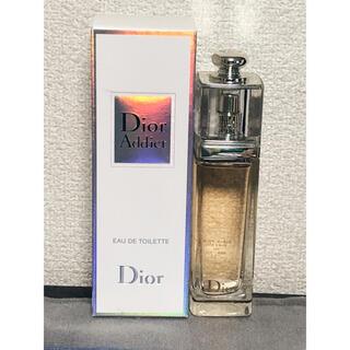 クリスチャンディオール(Christian Dior)のDior アディクトオードトワレ 30ml(香水(女性用))