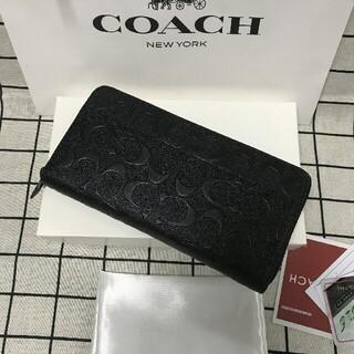 コーチ(COACH)のCOACH 長財布 【YKK】ラウンドファスナー F74918(ハンドベル)