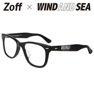 Zoff - Zoff×WIND AND SEA ウエリントン型 サングラス(調光レンズ)