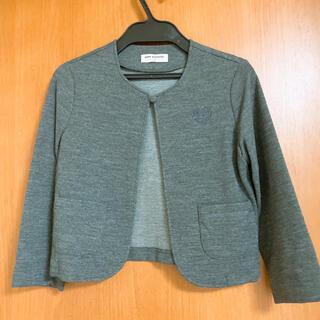 ポンポネット(pom ponette)の【pomponette】子供服 ジャケットワンピースセット(ドレス/フォーマル)