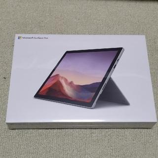 マイクロソフト(Microsoft)のMicrosoft Surface Pro 7 VDH-00012(タブレット)