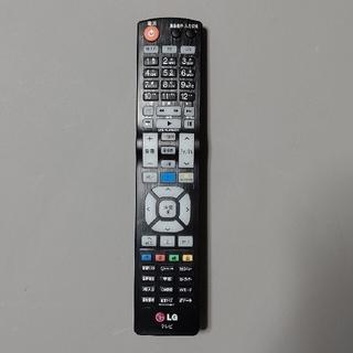 エルジーエレクトロニクス(LG Electronics)のLG製  TVリモコン  AKB73756517【動作品】(その他)