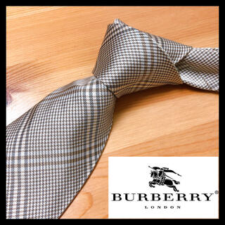 BURBERRY - バーバリー ネクタイ
