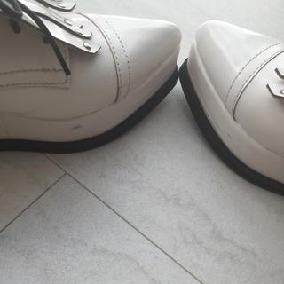 ジェフリーキャンベル おじ靴 ...