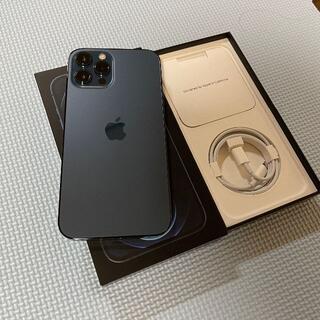 アイフォーン(iPhone)のiPhone 12 Pro Max 256GB simフリー AppleCare(スマートフォン本体)
