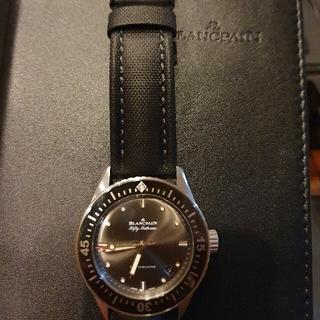 ブランパン(BLANCPAIN)のブランパン フィフティファゾム 38mm(腕時計(アナログ))