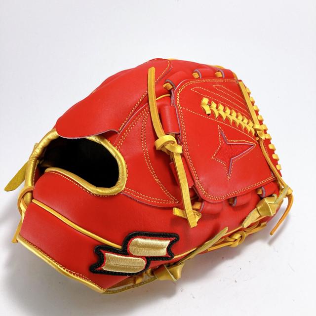 SSK(エスエスケイ)のSSK 273 エスエスケイ 硬式グローブ グラブ 投手用 右投げ スポーツ/アウトドアの野球(グローブ)の商品写真